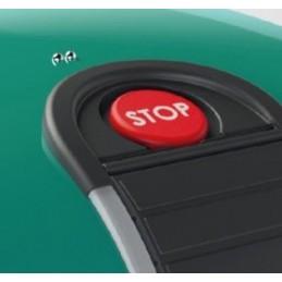 Push Stop e sensore pioggia