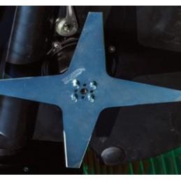 Lama stella 4 punte