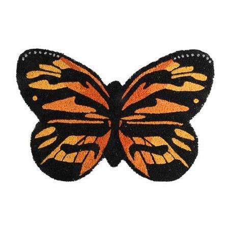Zerbino In Cocco A Forma Di Farfalla