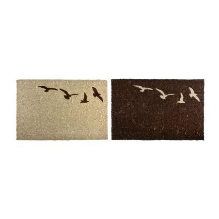Zerbino Cocco Uccellini In Volo